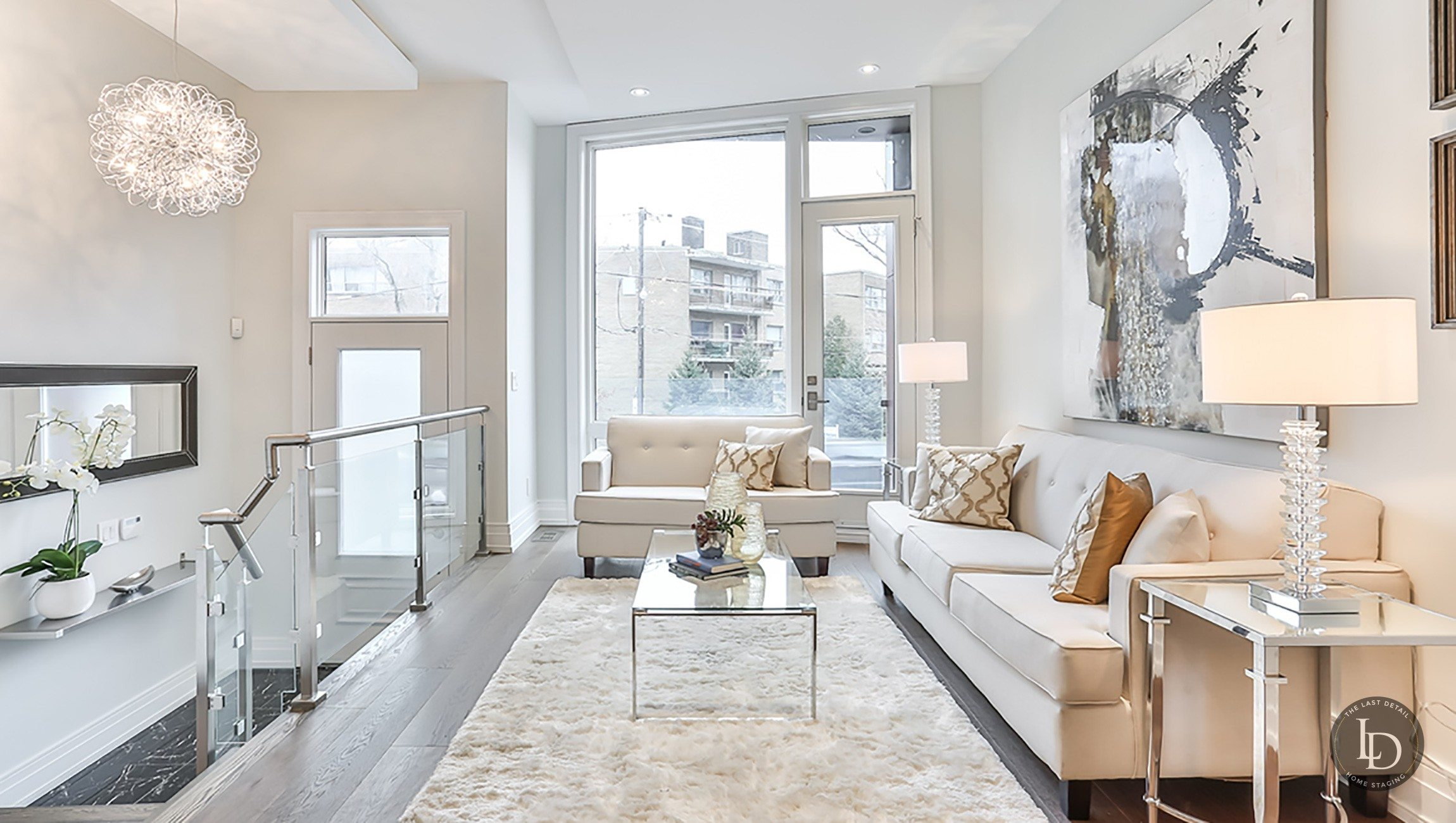 terrific home staging living room | What to Expect from Home Staging Companies in Toronto ...